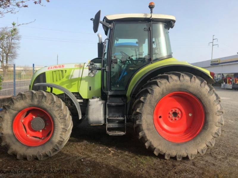 Traktor tip CLAAS ARION 610 C, Gebrauchtmaschine in NIORT (Poză 1)