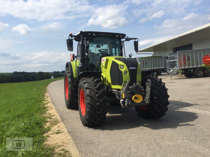 Traktor типа CLAAS Arion 610 CEBIS, Neumaschine в Zell an der Pram (Фотография 1)