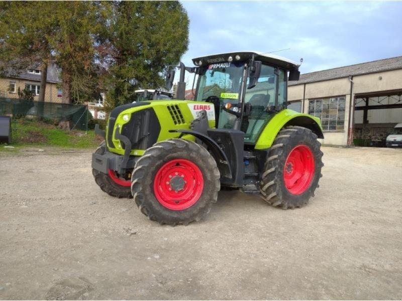 Traktor des Typs CLAAS ARION 610 CIS, Gebrauchtmaschine in Vouziers (Bild 1)