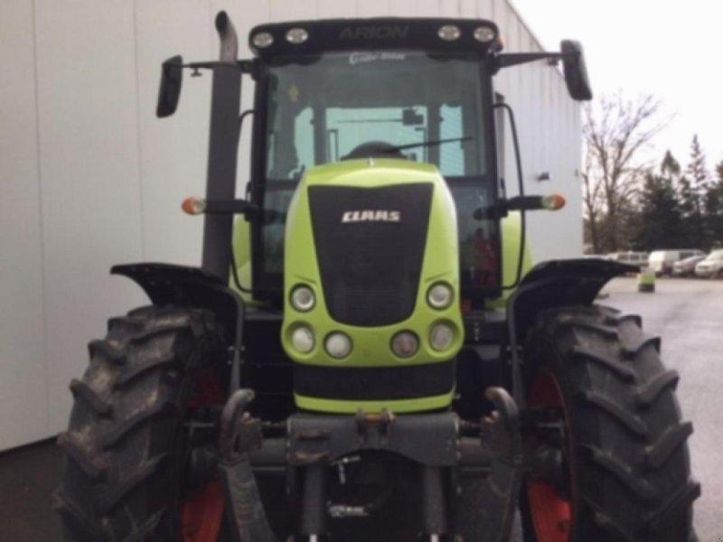 Traktor типа CLAAS arion 610 cis, Gebrauchtmaschine в COARRAZE (Фотография 1)