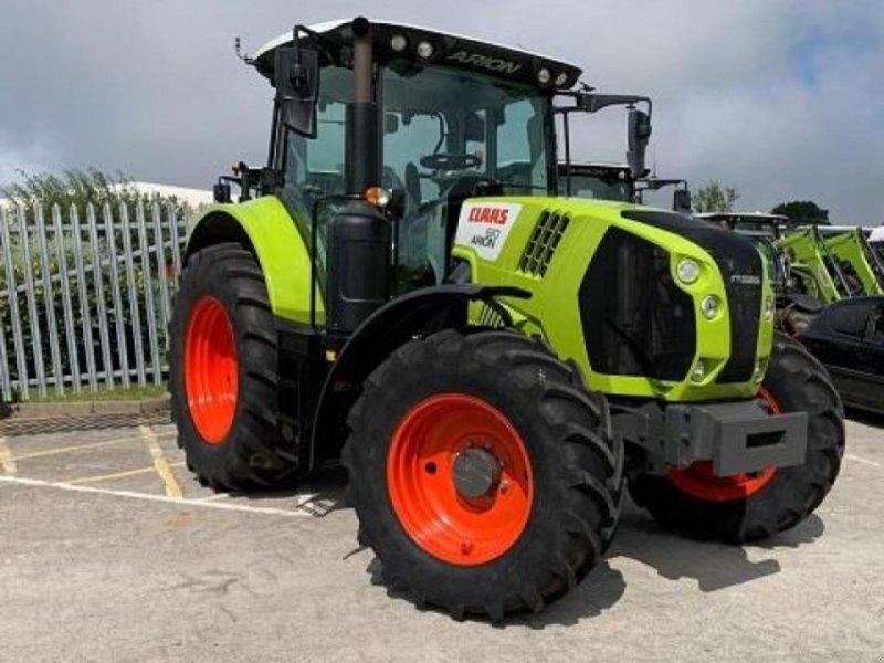 Traktor типа CLAAS Arion 610 CIS, Gebrauchtmaschine в  (Фотография 1)