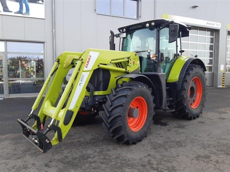 Traktor des Typs CLAAS Arion 610 CMATIC CIS+, Gebrauchtmaschine in Grimma (Bild 1)