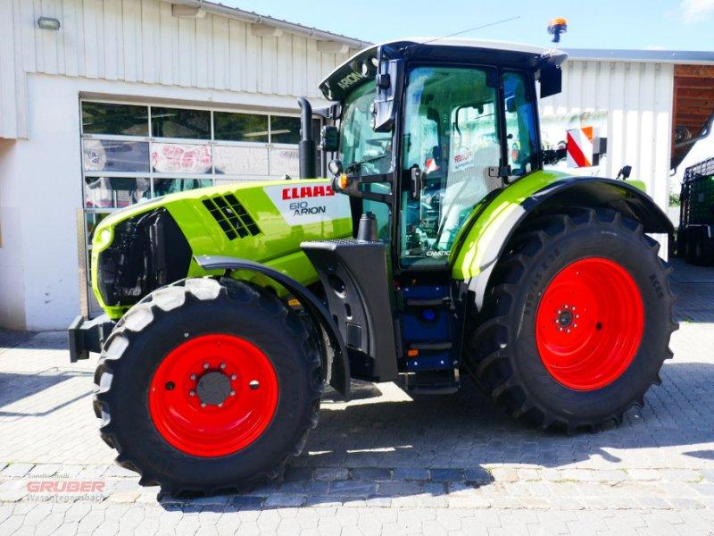 Traktor typu CLAAS ARION 610 CMATIC CIS+, Gebrauchtmaschine v Dorfen (Obrázok 1)