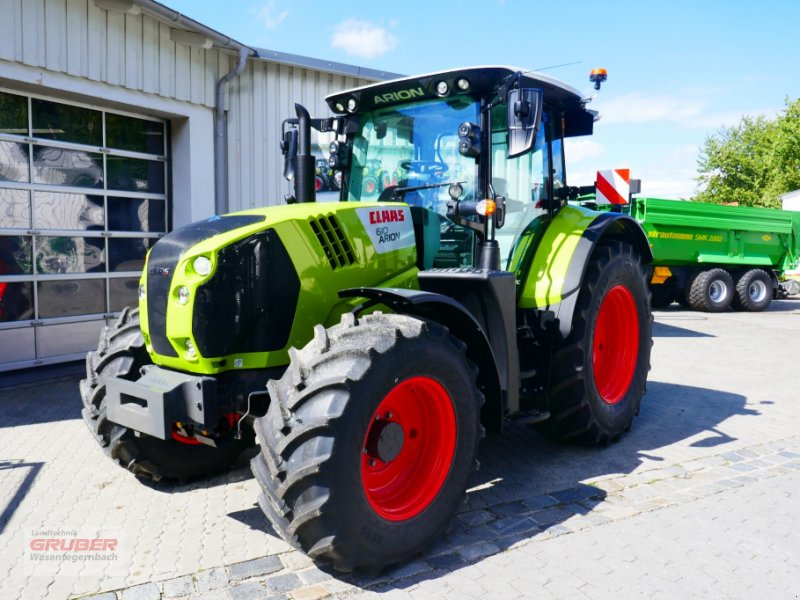 Traktor typu CLAAS ARION 610 CMATIC CIS+, Gebrauchtmaschine v Dorfen (Obrázok 2)
