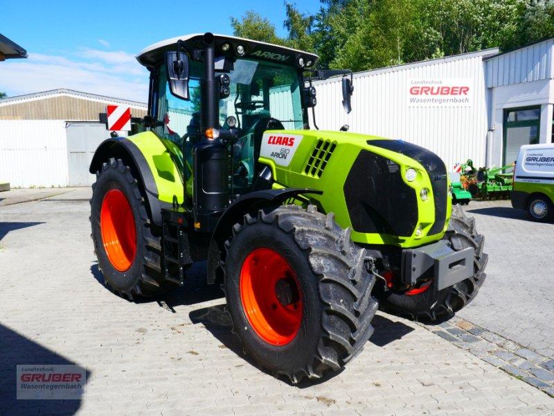 Traktor typu CLAAS ARION 610 CMATIC CIS+, Gebrauchtmaschine v Dorfen (Obrázok 4)