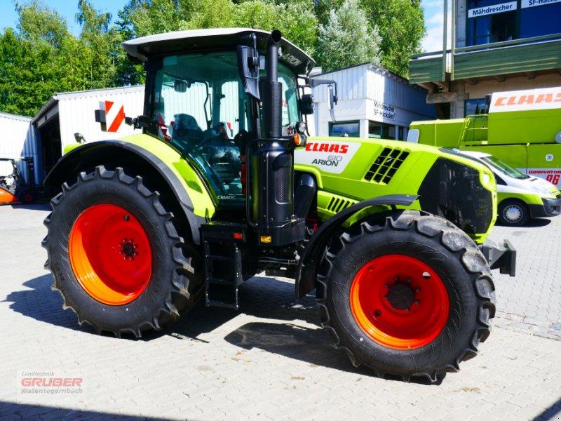 Traktor typu CLAAS ARION 610 CMATIC CIS+, Gebrauchtmaschine v Dorfen (Obrázok 5)