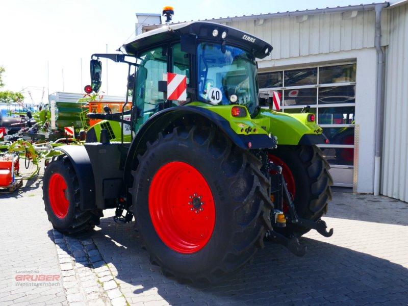 Traktor typu CLAAS ARION 610 CMATIC CIS+, Gebrauchtmaschine v Dorfen (Obrázok 9)