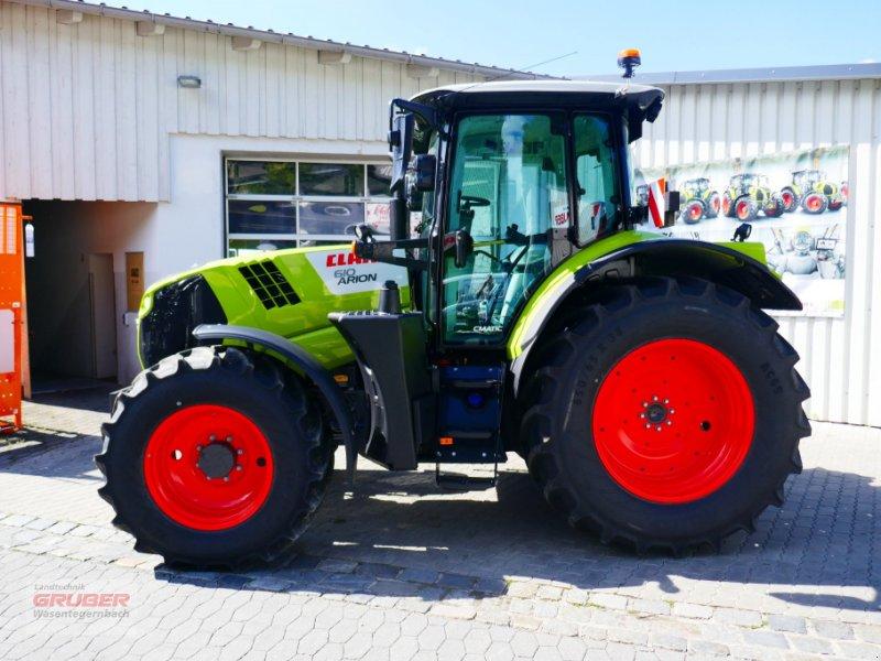 Traktor typu CLAAS ARION 610 CMATIC CIS+, Gebrauchtmaschine v Dorfen (Obrázok 11)