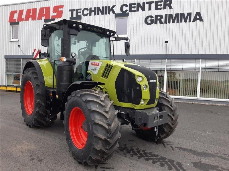 Traktor des Typs CLAAS Arion 610 Concept, Gebrauchtmaschine in Grimma (Bild 1)