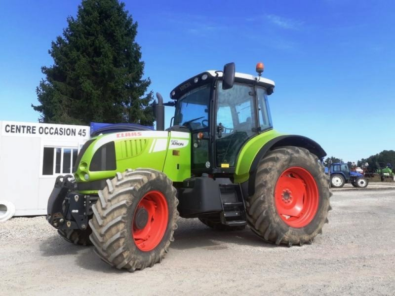 Traktor типа CLAAS ARION 610, Gebrauchtmaschine в Bray En Val (Фотография 1)