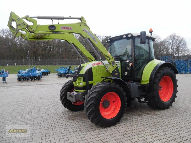 Traktor des Typs CLAAS Arion 610, Gebrauchtmaschine in Andervenne (Bild 1)