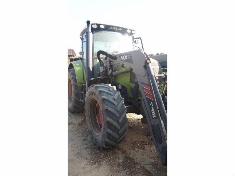 Traktor типа CLAAS ARION 610C, Gebrauchtmaschine в SEICHES SUR LE LOIR (Фотография 1)