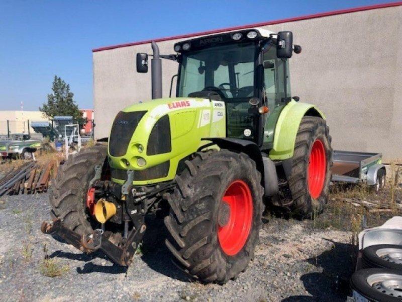 Traktor типа CLAAS arion 620 cebis, Gebrauchtmaschine в CHARNAY LES MACON (Фотография 1)