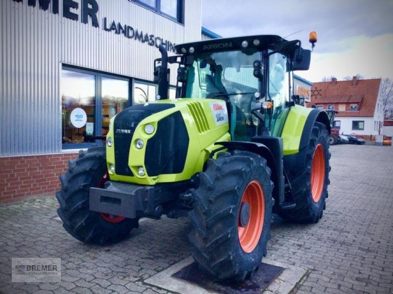 Traktor типа CLAAS ARION 620 CIS, 110 Betriebsstunden, gef. VA, 50 km/h,, Gebrauchtmaschine в Asendorf (Фотография 1)