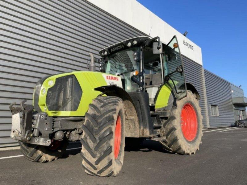 Traktor типа CLAAS arion 620 cis t4, Gebrauchtmaschine в SAULZET (Фотография 1)