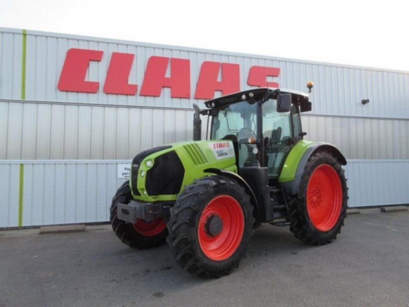 Traktor типа CLAAS arion 620 cis t4i, Gebrauchtmaschine в 610 PLOUIGNEAU (Фотография 1)