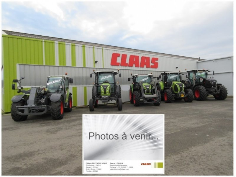Traktor des Typs CLAAS ARION 620 CIS T4I, Gebrauchtmaschine in Bourg-Blanc (Bild 1)