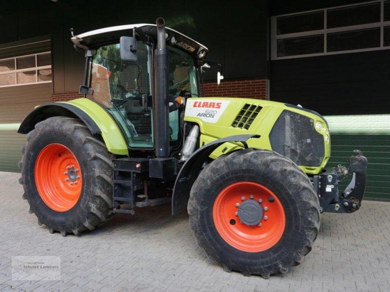 Traktor типа CLAAS Arion 620 CIS, Gebrauchtmaschine в Borken (Фотография 1)