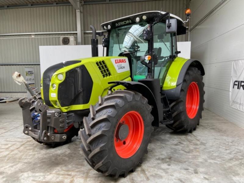 Traktor des Typs CLAAS ARION 620 CIS, Gebrauchtmaschine in Molbergen (Bild 1)