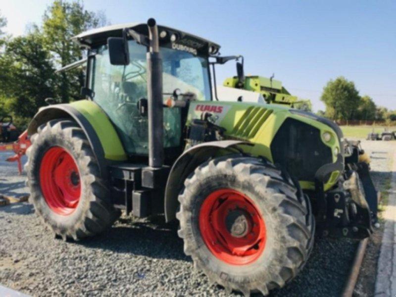 Traktor типа CLAAS arion 620 cis, Gebrauchtmaschine в BLAIN (Фотография 1)