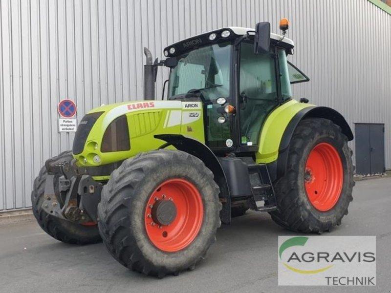 Traktor типа CLAAS ARION 620 CIS, Gebrauchtmaschine в Melle-Wellingholzhausen (Фотография 1)