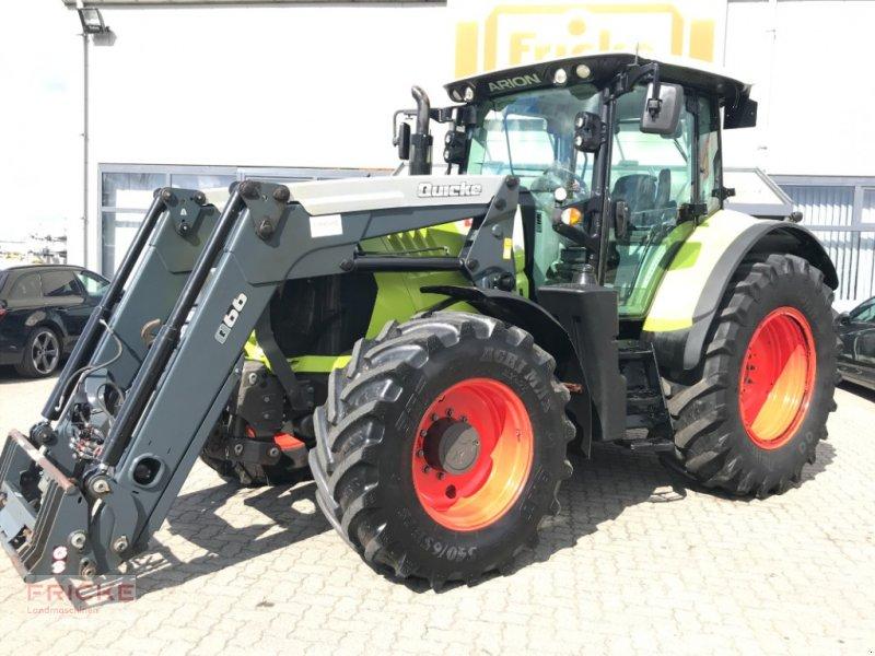 Traktor типа CLAAS Arion 620 CIS, Gebrauchtmaschine в Demmin (Фотография 1)