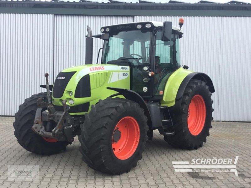 Traktor des Typs CLAAS ARION 620 CIS, Gebrauchtmaschine in Lastrup (Bild 1)