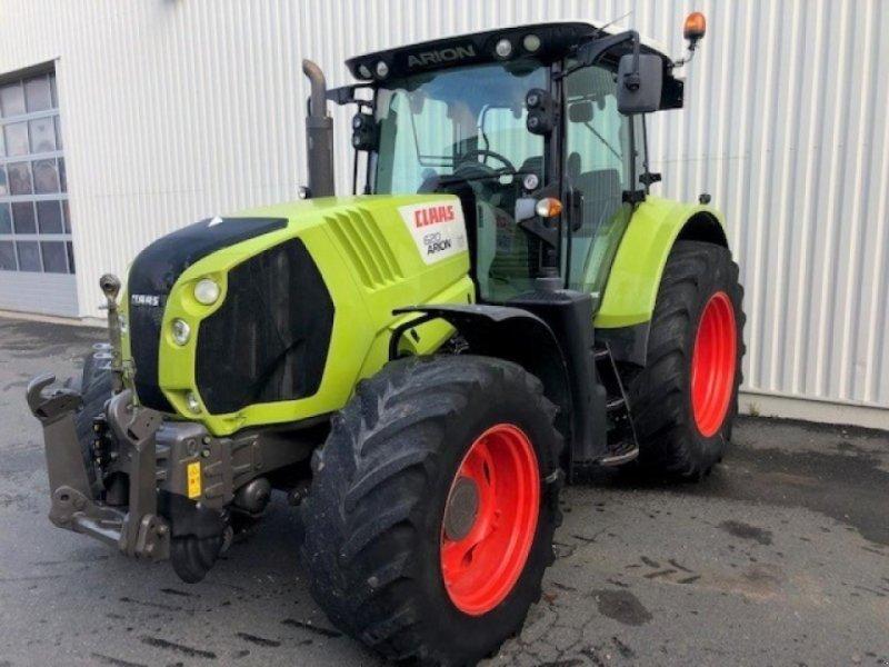 Traktor типа CLAAS arion 620 cmatic (a37/105), Gebrauchtmaschine в CHARNAY LES MACON (Фотография 1)