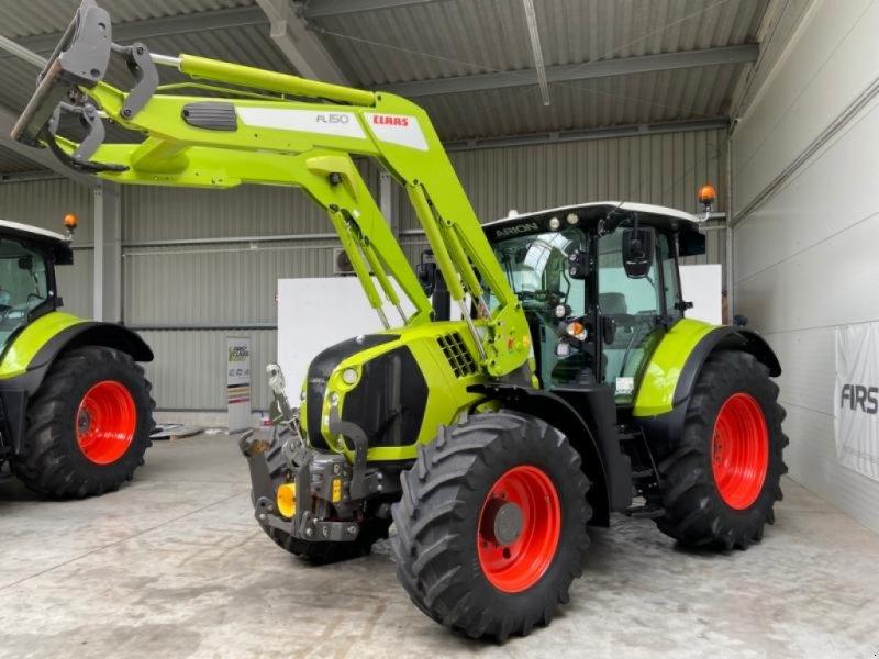 Traktor des Typs CLAAS ARION 620 CMATIC, Gebrauchtmaschine in Molbergen (Bild 1)