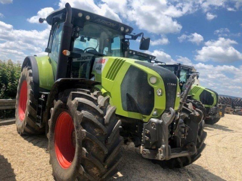 Traktor типа CLAAS arion 620 t4i (a36/100), Gebrauchtmaschine в PONTIVY (56 - MORBIHAN) (Фотография 1)