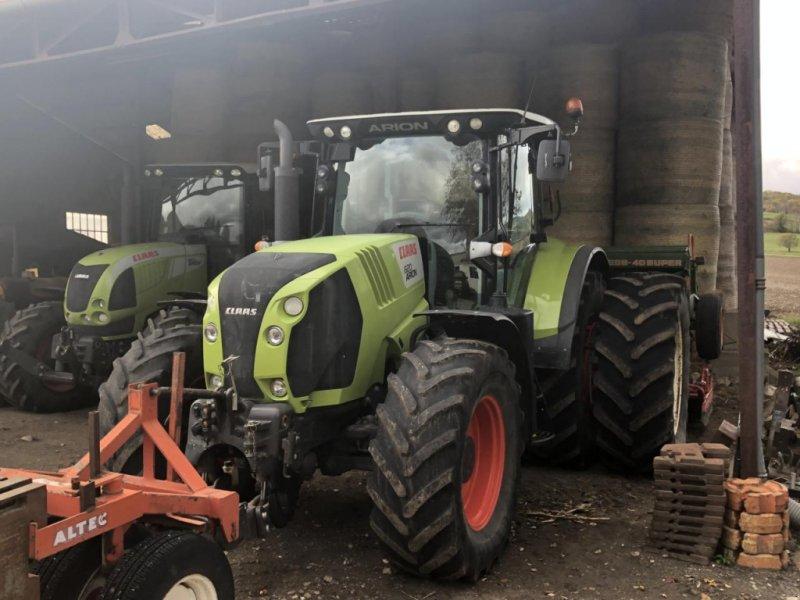 Traktor типа CLAAS arion 620 t4i (a36/105), Gebrauchtmaschine в SAULZET (Фотография 1)