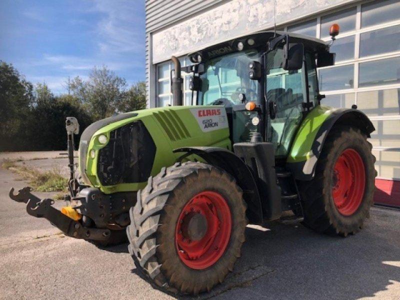 Traktor типа CLAAS arion 620 t4i (a36/105), Gebrauchtmaschine в CHARNAY LES MACON (Фотография 1)