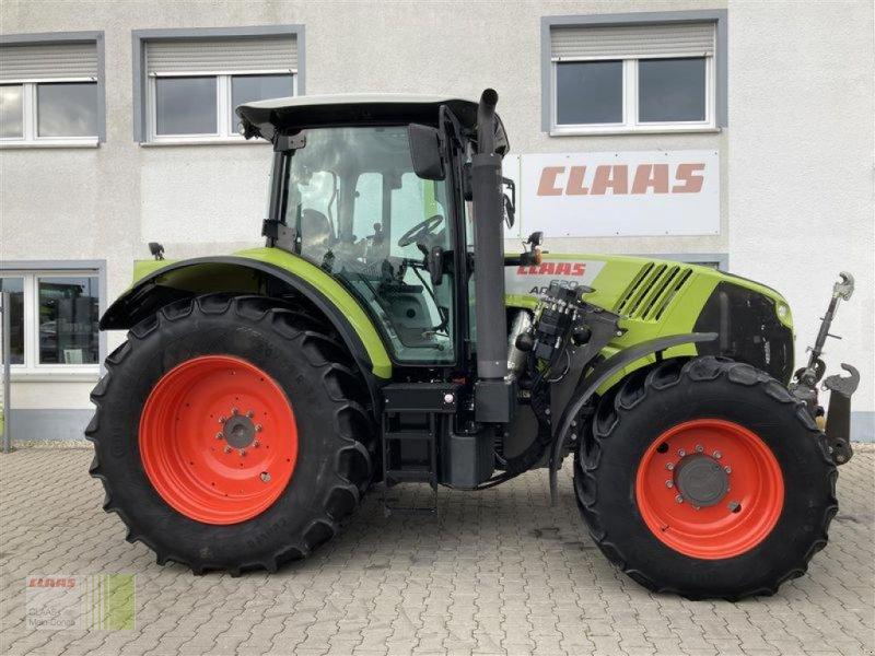 Traktor des Typs CLAAS ARION 620, Gebrauchtmaschine in Aurach (Bild 1)