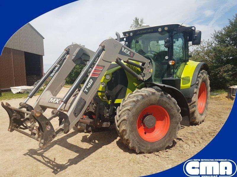 Traktor типа CLAAS ARION 620, Gebrauchtmaschine в RODEZ (Фотография 1)