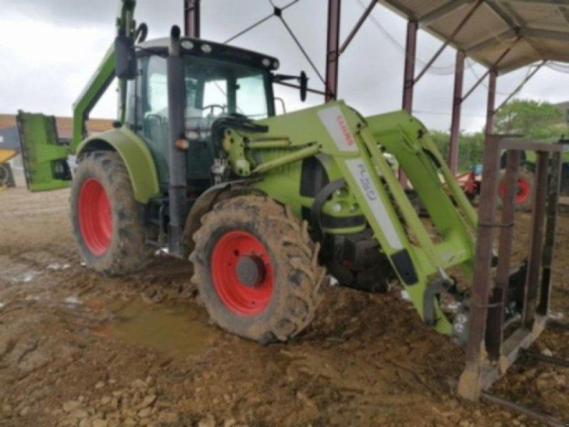 Traktor типа CLAAS arion 620, Gebrauchtmaschine в MALAY-LE-GRAND (Фотография 1)