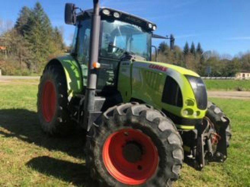 Traktor типа CLAAS ARION 620, Gebrauchtmaschine в LESCURE (Фотография 1)
