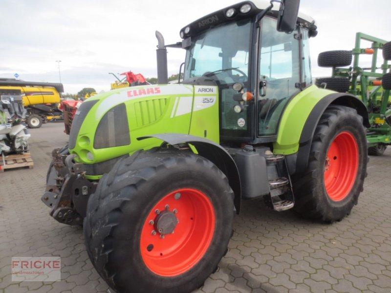 Traktor типа CLAAS Arion 620, Gebrauchtmaschine в Bockel - Gyhum (Фотография 1)