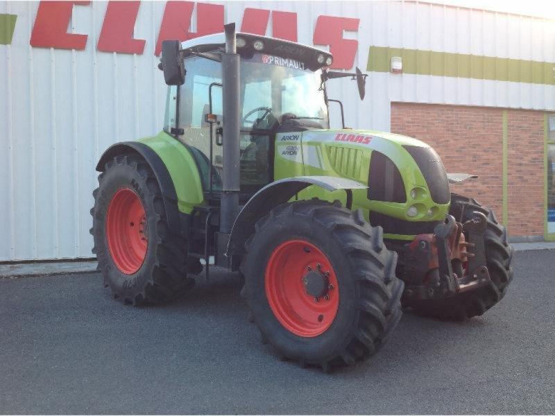 Traktor типа CLAAS ARION 630 C, Gebrauchtmaschine в Reims (Фотография 1)