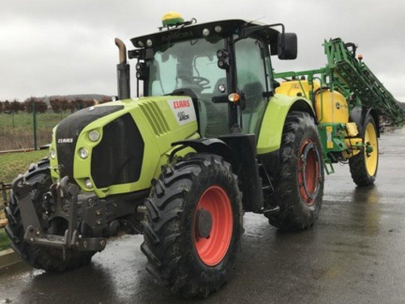 Traktor типа CLAAS ARION 630 C, Gebrauchtmaschine в MORMANT (Фотография 1)