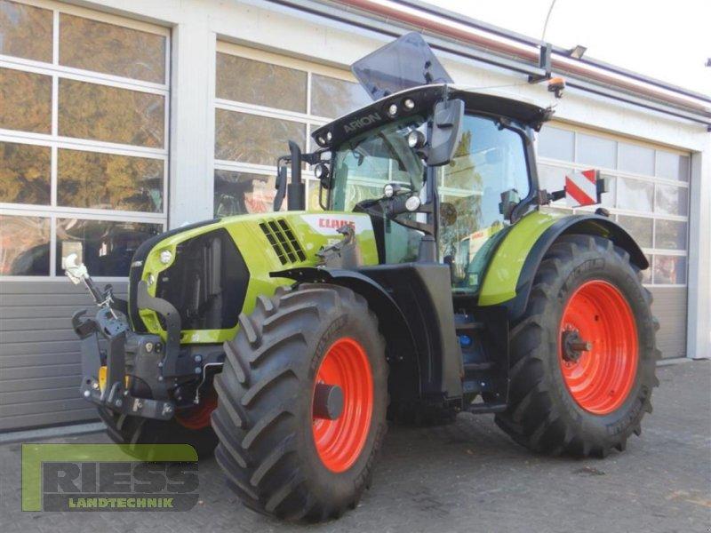 Traktor a típus CLAAS ARION 630 CEBIS A96, Gebrauchtmaschine ekkor: Homberg (Ohm) - Maulbach (Kép 1)