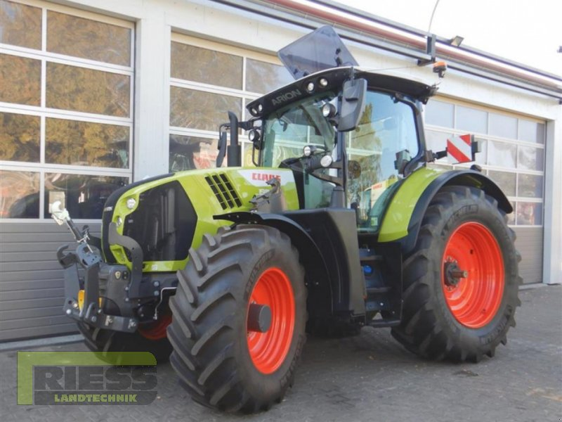 Traktor типа CLAAS ARION 630 CEBIS A96, Gebrauchtmaschine в Homberg (Ohm) - Maulbach (Фотография 1)