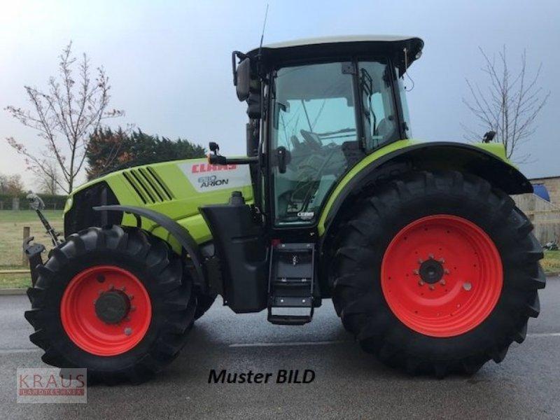 Traktor des Typs CLAAS Arion 630 Cebis C- Matic Stufenlos, Neumaschine in Geiersthal (Bild 1)