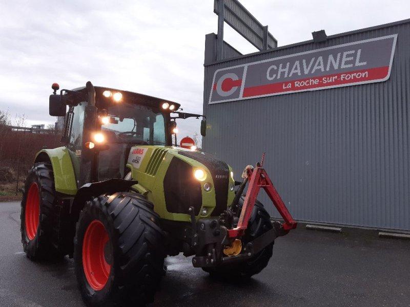 Traktor типа CLAAS Arion 630 cebis, Gebrauchtmaschine в LA ROCHE SUR FORON (Фотография 1)