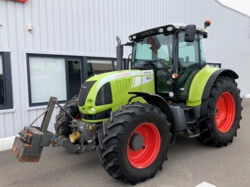 Traktor типа CLAAS arion 630 cebis, Gebrauchtmaschine в BLENDECQUES (Фотография 1)