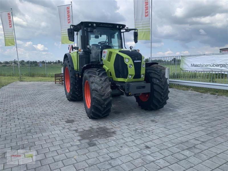 Traktor типа CLAAS ARION 630 CIS+, Neumaschine в Töging am Inn (Фотография 1)