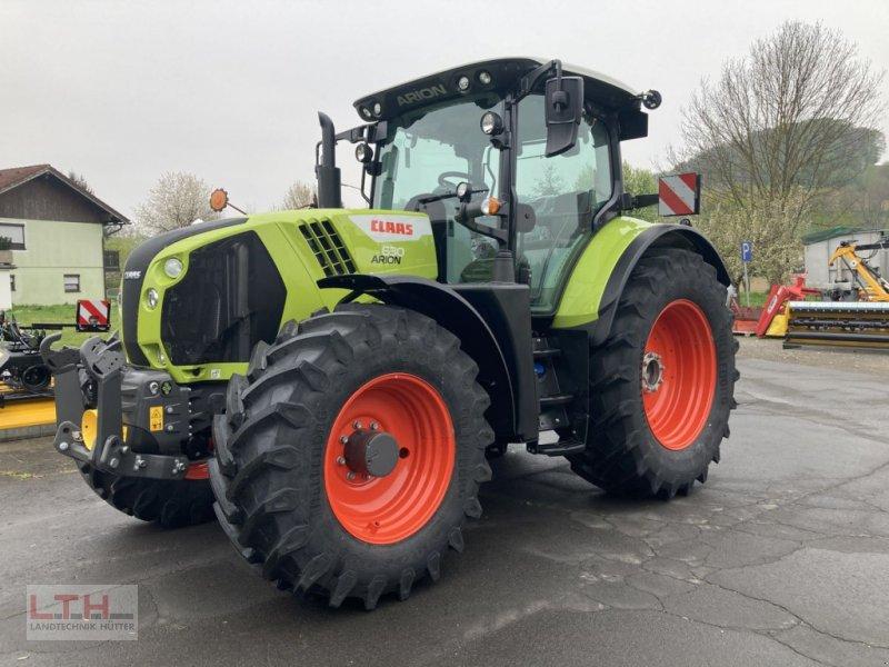 Traktor des Typs CLAAS Arion 630 CIS+, Neumaschine in Gnas (Bild 1)