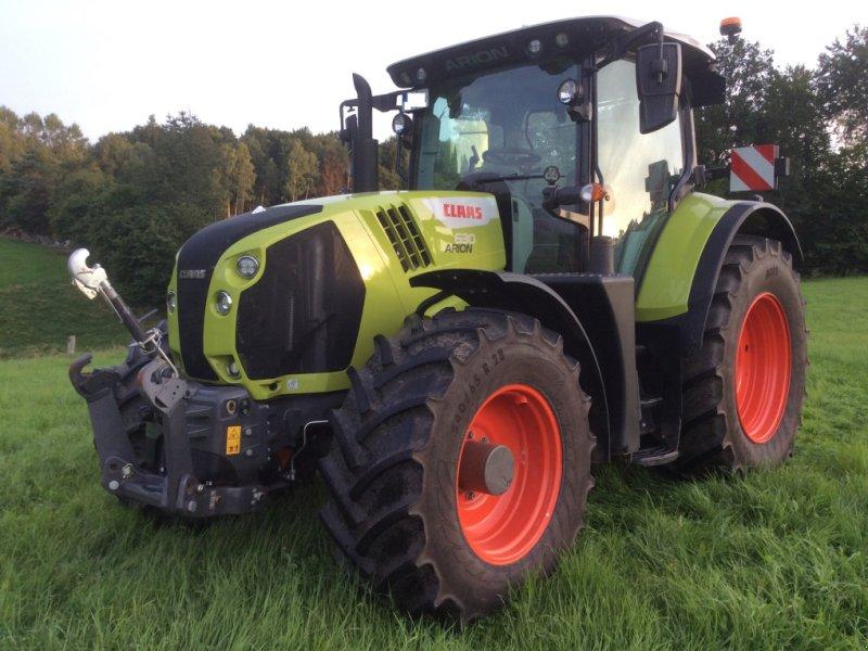 Traktor tip CLAAS Arion 630 CIS +, Gebrauchtmaschine in Bad Hersfeld (Poză 1)
