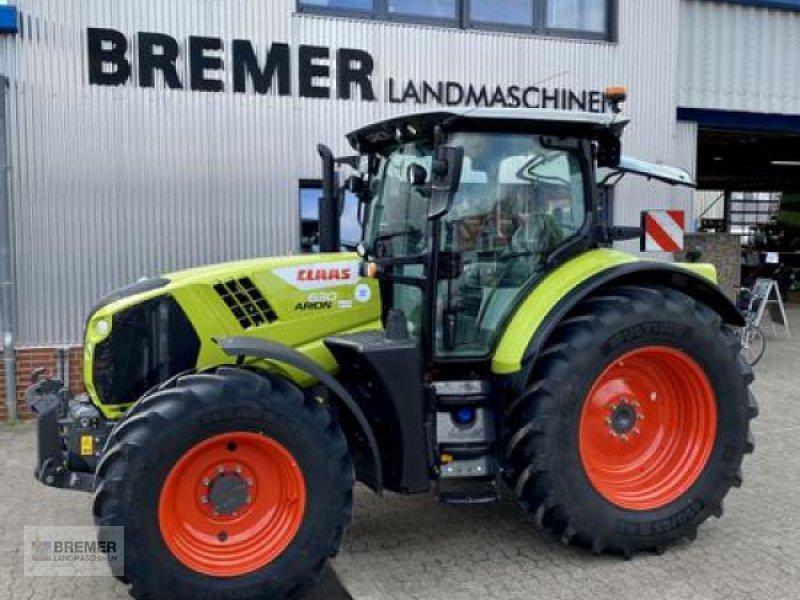 """Traktor типа CLAAS ARION 630 CIS +, 42"""" Bereifung,  Vorführschlepper 2021, Gebrauchtmaschine в Asendorf (Фотография 1)"""