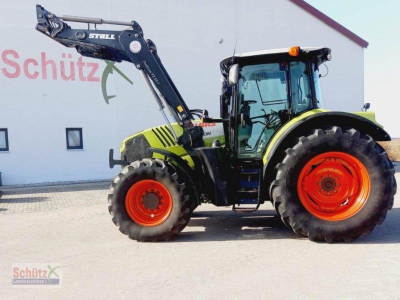 Traktor des Typs CLAAS Arion 630 CIS, EZ2016, FL, DL, KLima, 4019Bh, gef. VA, Gebrauchtmaschine in Schierling (Bild 1)