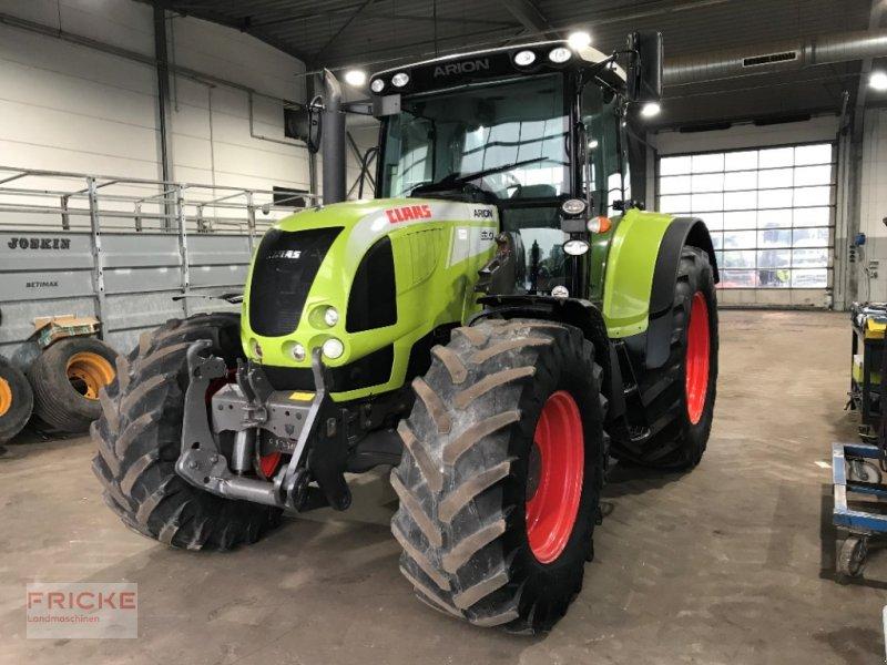 Traktor типа CLAAS Arion 630 CIS HexaShift, Gebrauchtmaschine в Demmin (Фотография 1)